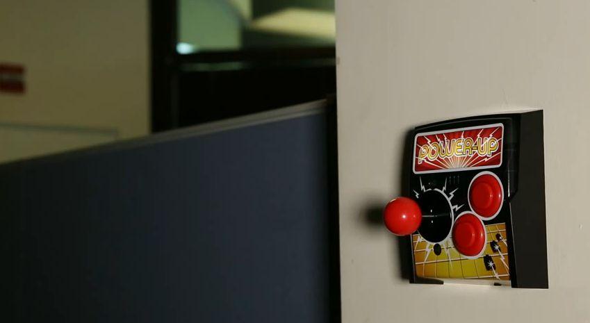 アーケード版・部屋の照明スイッチ