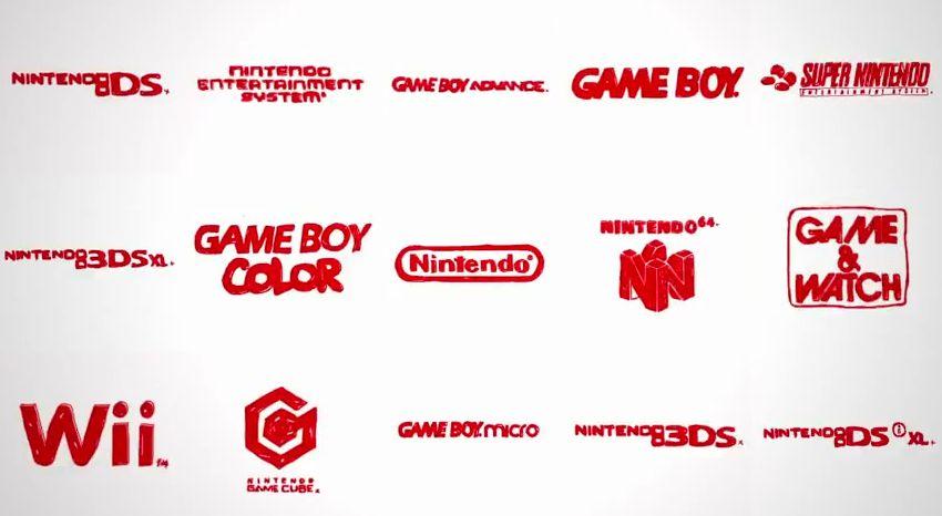 2分でわかる任天堂ゲームハードの歴史