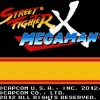 【Street Fighter X Mega Man】ファミコン風ロックマンが歴代ストリートファイターたちと戦うゲームが無料で配信予定