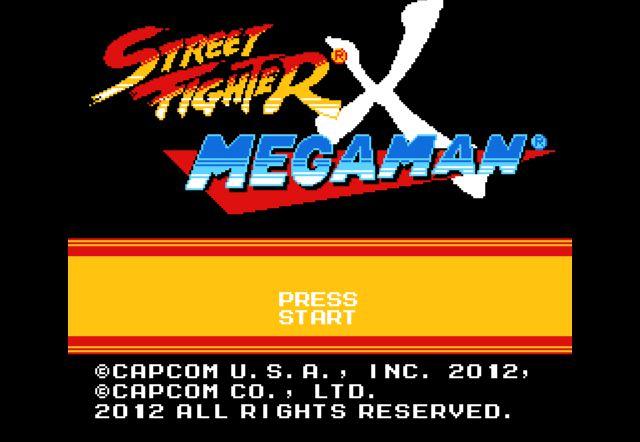 『ストリートファイター X ロックマン』を攻略してみた 全ステージ&ボス攻略情報まとめ