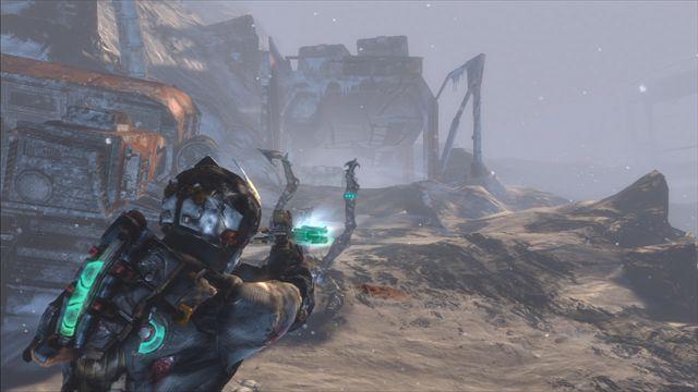 【Dead Space 3】体験版をやってみた かなりCOOPを意識されている予感