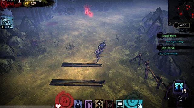 【Akaneiro: Demon Hunter】和風ディアブロ?ハクスラRPGのオープンベータに参加してみた