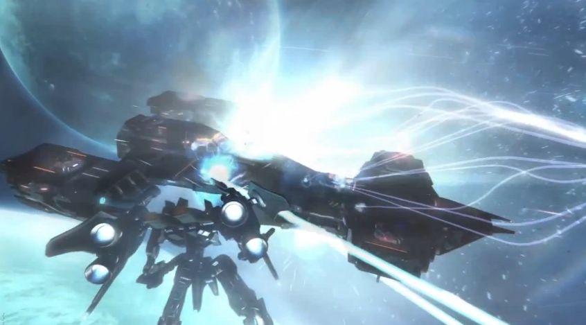 【Strike Suit Zero】Kickstarter発のスペースコンバットシューターが配信開始