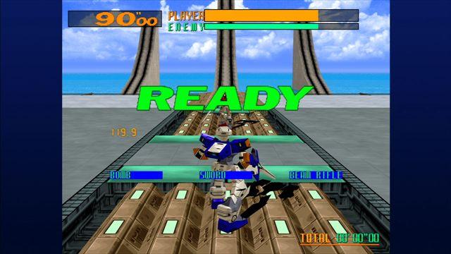 【電脳戦機バーチャロン】初心者向け・CPU戦を攻略しよう