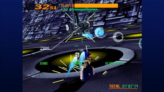 【電脳戦機バーチャロン】全機体でラスボス・ジグラットを攻略しよう