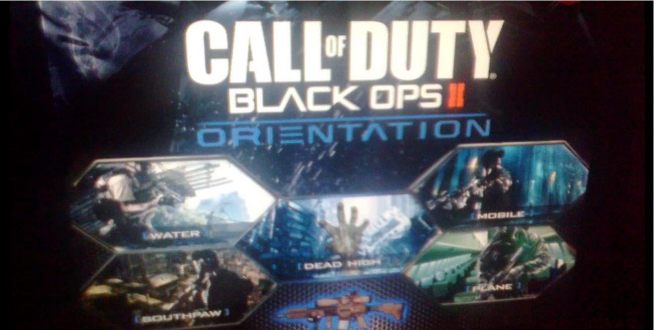 【CoD:BO2】DLC第2弾は『Orientation』か? MAP4つとゾンビ1つ、新武器もアリ?