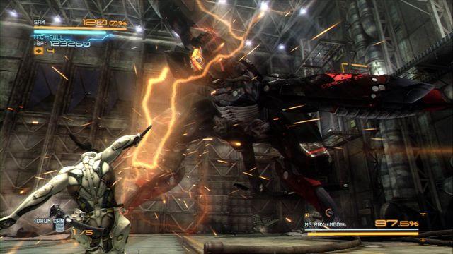 【メタルギア ライジング】DLC第2弾サムエル編『JETSTREAM』レビュー