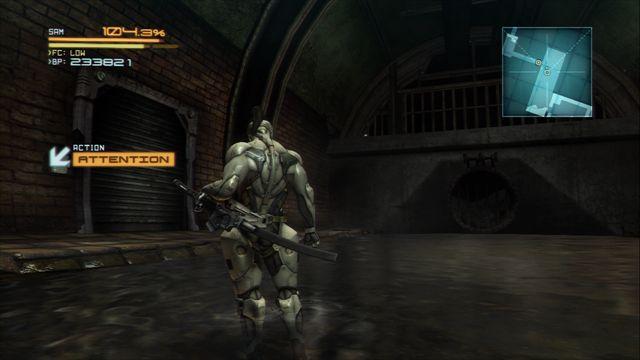 【メタルギア ライジング】DLC2弾サムエル編のデータストレージとVRミッションの場所まとめ(画像付き)