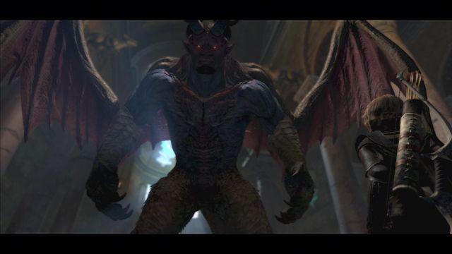 【ドラゴンズドグマ ダークアリズン】プレイ日記 黒呪島生活4日目 ラスボス「ダイモーン」を攻略 そして2周目へ