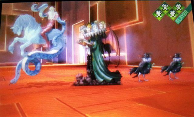 【真・女神転生4】プレイ日記6 クエスト消化に追われながら新宿御苑でアスモデウス戦
