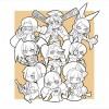 【Mighty No.9】ヒロイン「コールちゃん」のデザインは投票でトップ3が決定 決選は後日