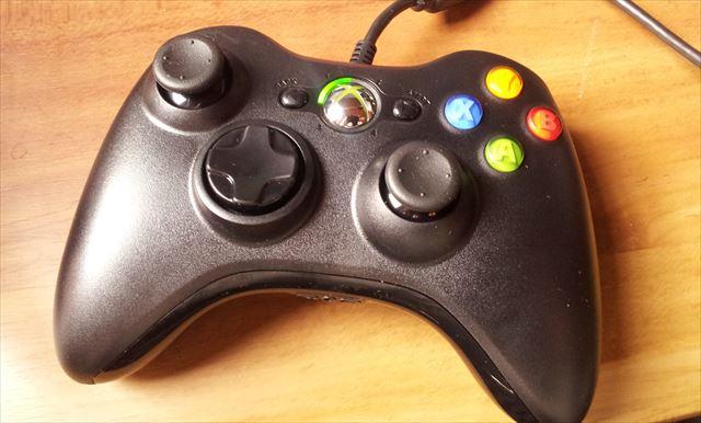 PC用ゲームパッドにはXbox360コントローラーが設定から使い勝手まで最適すぎる