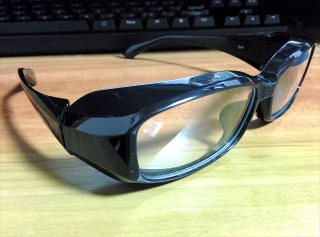 花粉症対策メガネ「Zoff AIR VISOR」を買ってみた 外観レビューと防曇レンズの体感など