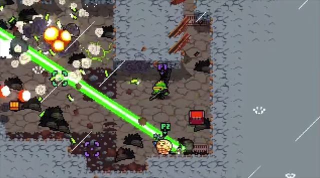 Nuclear Throneに2人coop追加