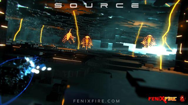 Source 闇の世界