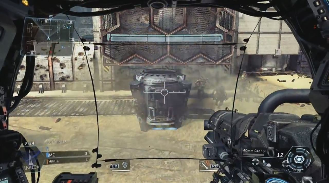 Titanfall mythbusters 3弾 ドロップポッドは攻撃から身を守ってくれる
