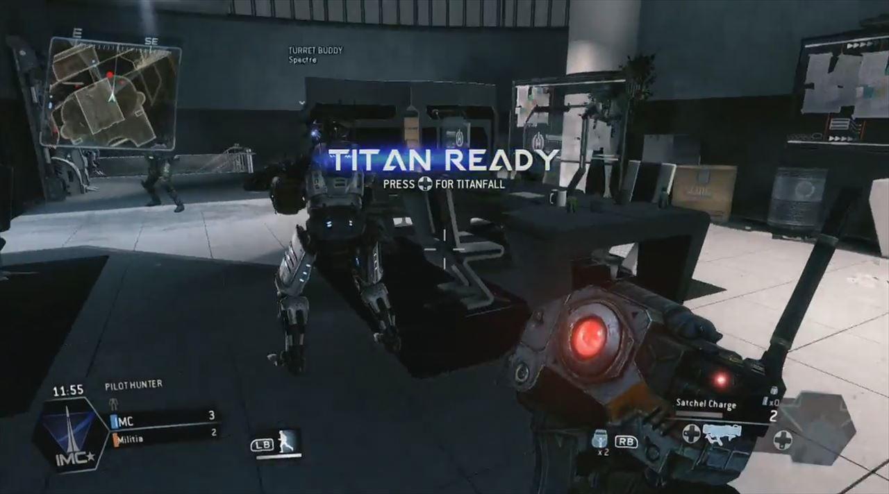 Titanfall mythbusters 3弾 スペクターに梱包爆弾をセット可