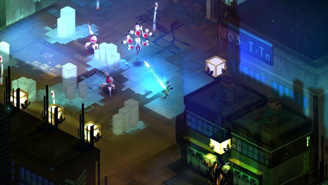 『Transistor』は「Bastion」を開発したSupergiant Gamesによる新作