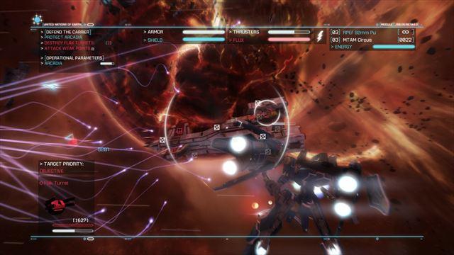 【Strike Suit Zero】ストーリー再構築や追加要素を含む「Director's Cut」がSteamで配信開始