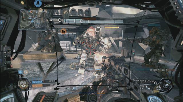 【Titanfall】Xbox360版からの参戦者向け ワンポイント初心者講座