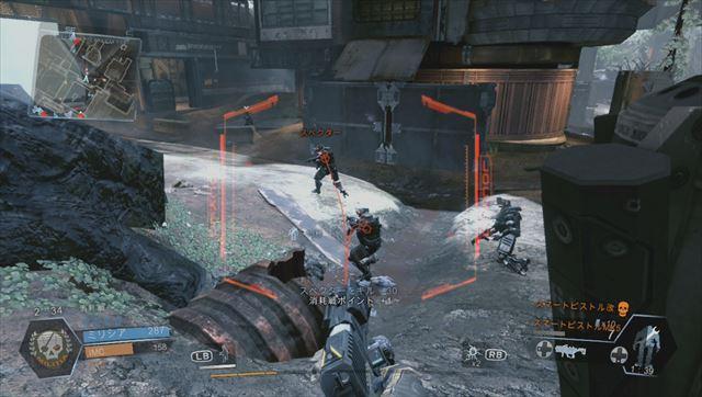 TitanfallのXbox360版レビュー 戦場のBOTたち