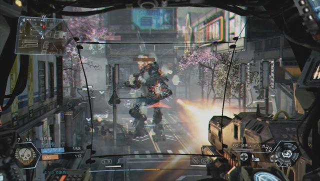 TitanfallのXbox360版レビュー