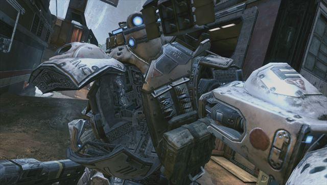 TitanfallのXbox360版レビュー カッコイイタイタン