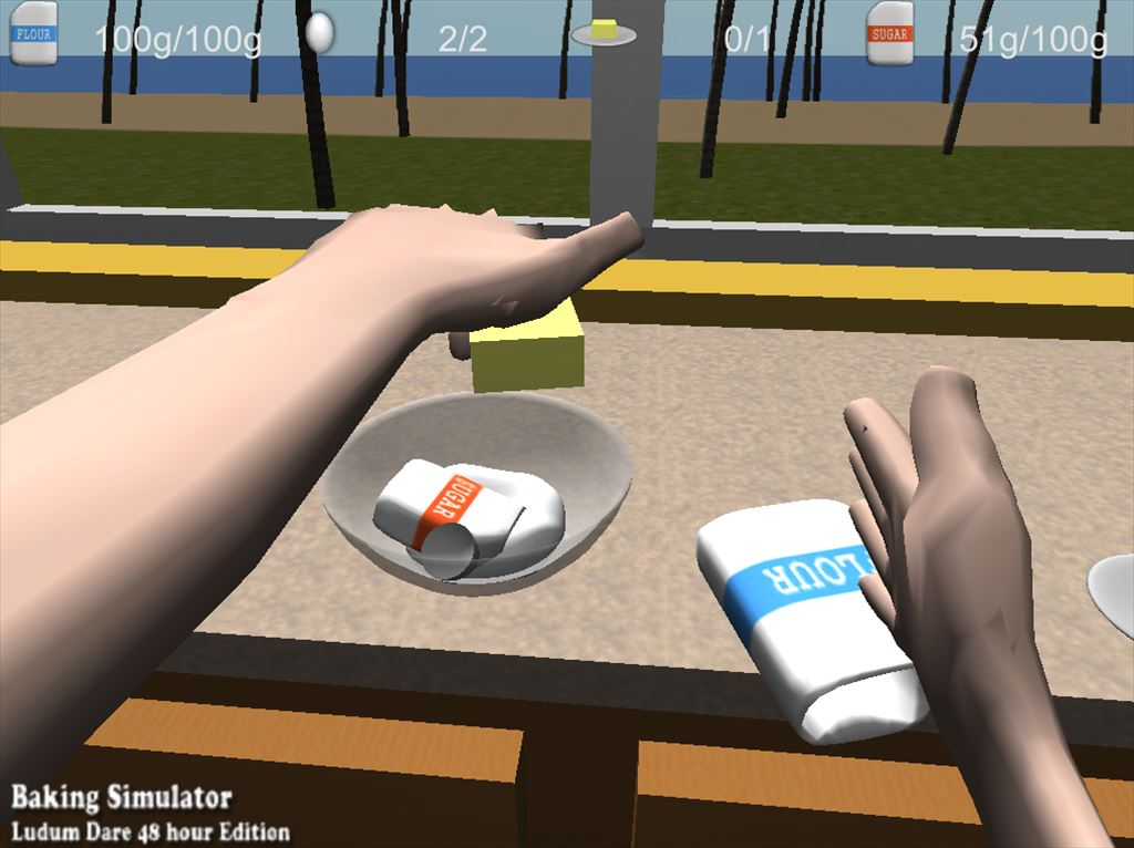 Baking Simulator ケーキ作りシミュレーター