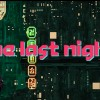 【The Last Night】ドット絵で描かれた「ブレードランナー」のようなショートゲーム