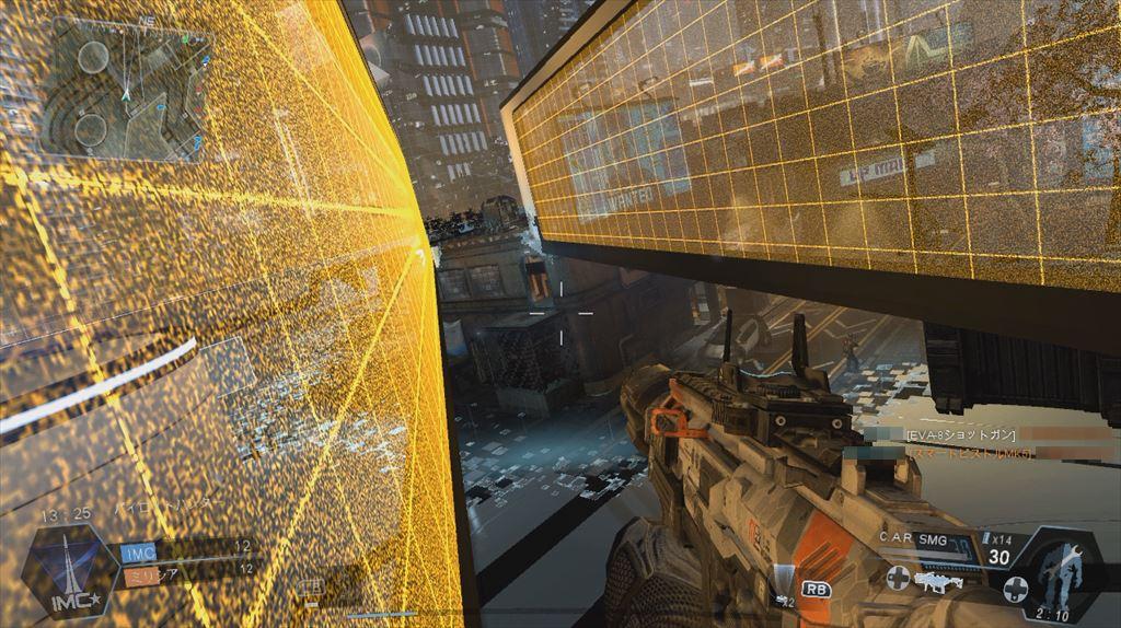 Titanfall DLC第1弾「Expedition」 ウォールランに適したWargames