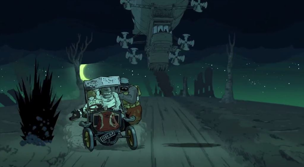 Valiant Hearts The Great War 配信日が6月25日に決定