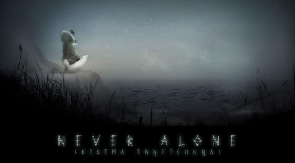 【Never Alone】エスキモーの少女と北極ギツネの冒険を描く2Dプラットフォーマー
