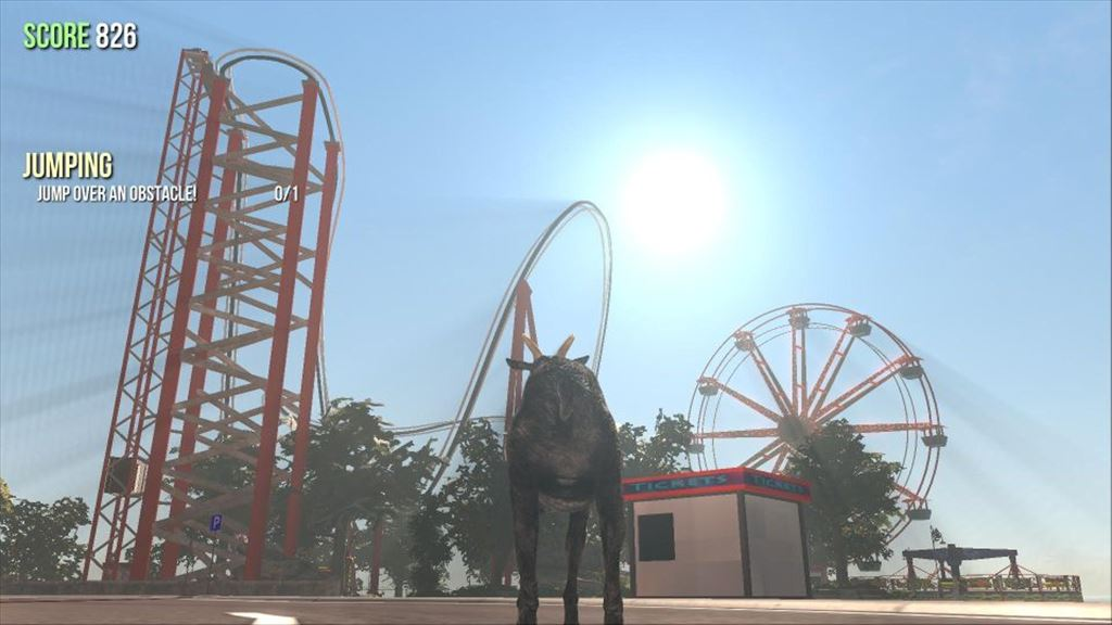 Goat Simulator update1.1