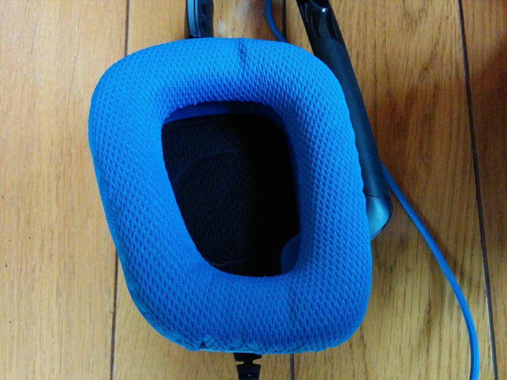 logicool Gaming headset G430 イヤーパッド