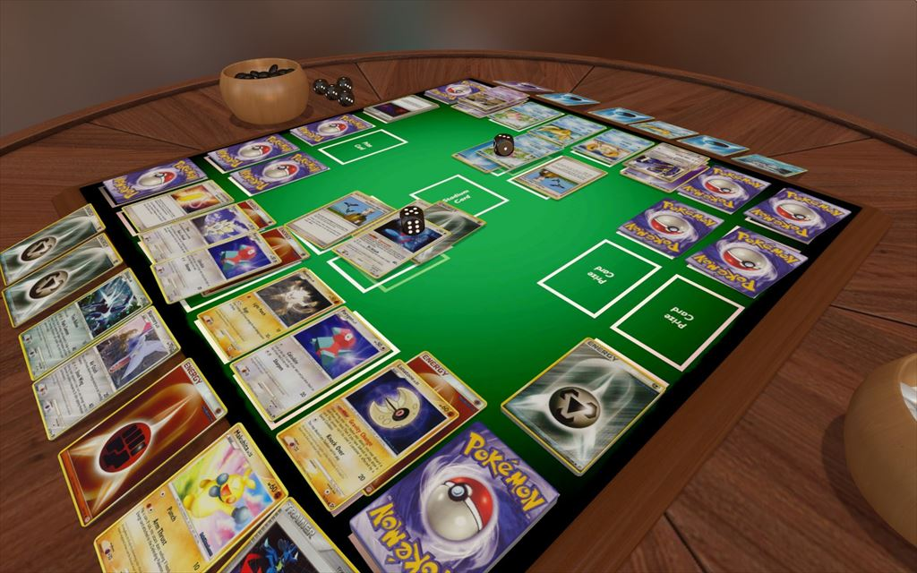 tabletop simulatorのpokemon card game