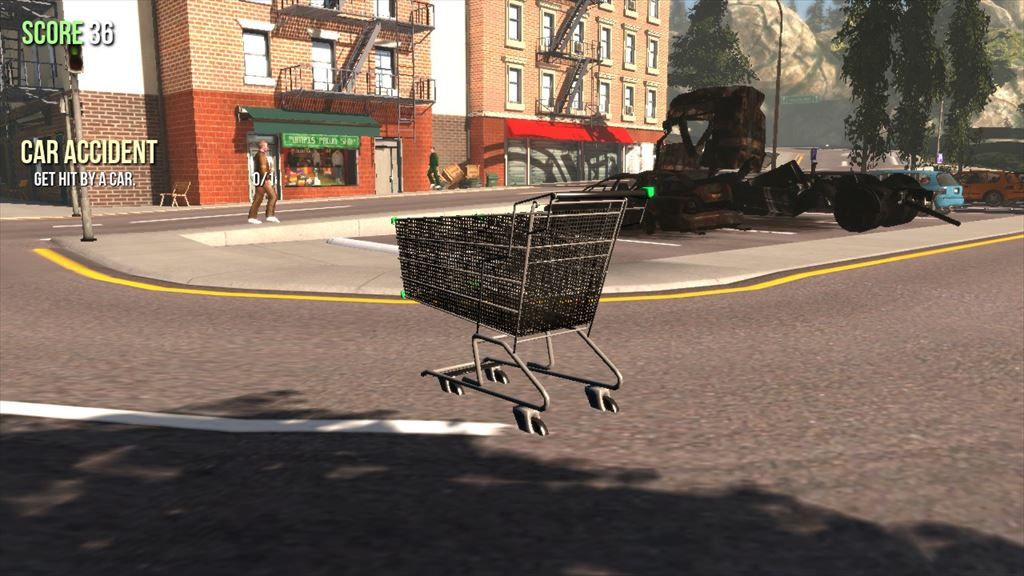 Goat Simulator 1.1 Shopping Goat