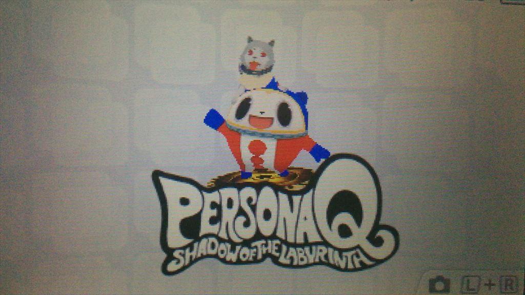 ペルソナQ 1stインプレッション