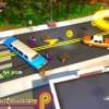 【Roundabout】クルクル回転するリムジンで街中を滑りまくるクレイジーなカーアクションゲーム