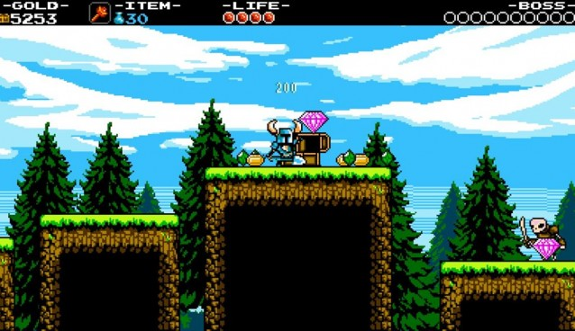 Shovel Knight レビュー