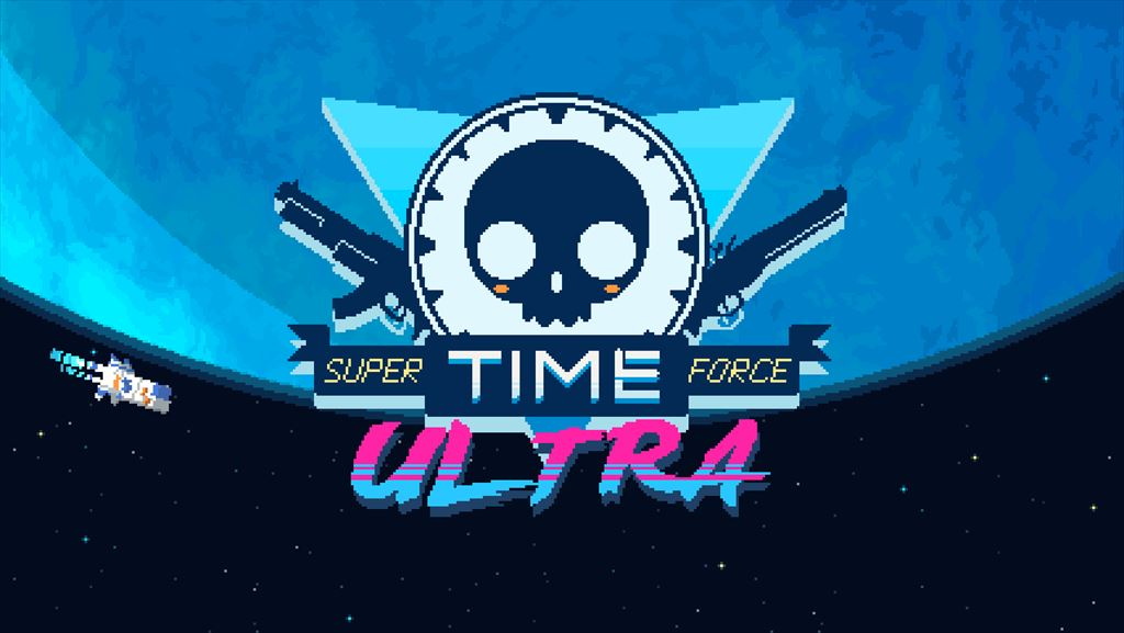 Super Time Force Ultra が今夏Steamでリリース