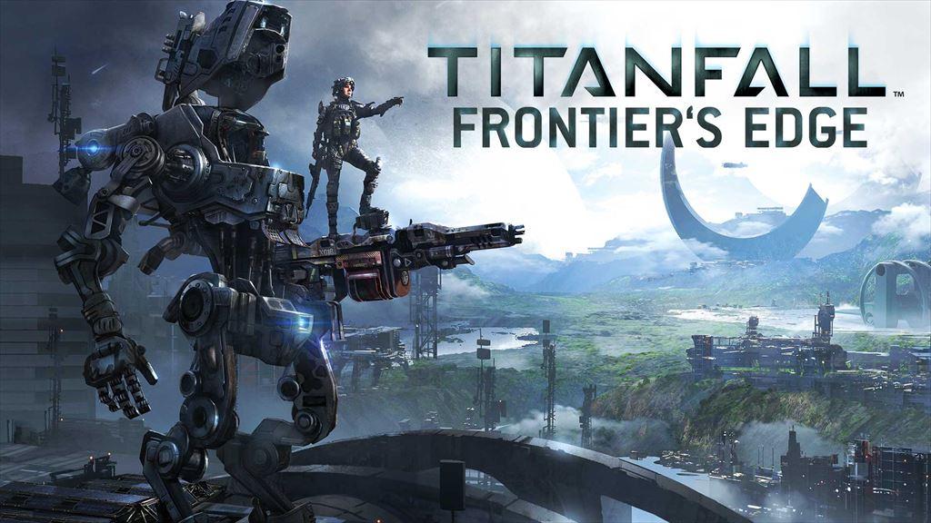 【Titanfall】DLC第2弾『Frontier's Edge』が発表 今回も3種類のマップパック