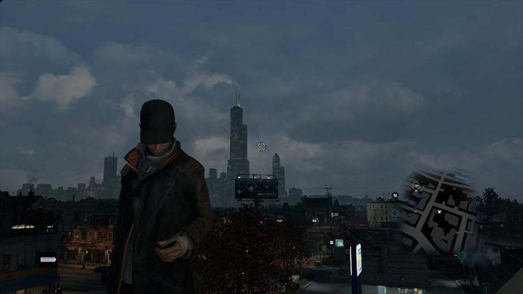 Watch_Dogs レビュー
