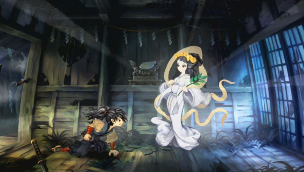 【朧村正】DLC第3弾『七夜祟妖魔忍伝』 レビュー
