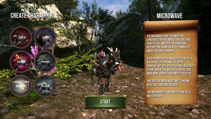 Goat MMO Simulator 職業選択の自由