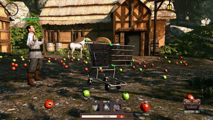 Goat MMO Simulator shoppinggoat