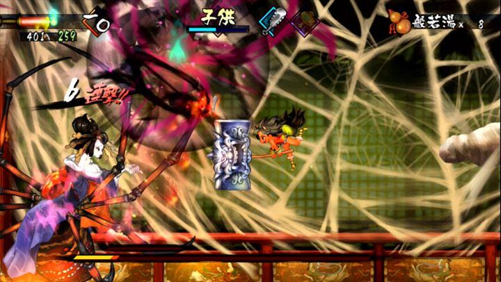 『朧村正』DLC第4弾 子供奥義はあのハンマー