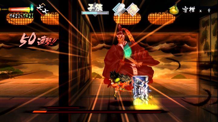 朧村正 DLC第4弾 ハンマーだけで叩き潰される将軍様