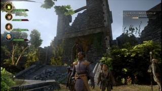 【Dragon Age: Inquisition】1stインプレッション 自由度高めの時間泥棒系RPGで楽しい審問会生活