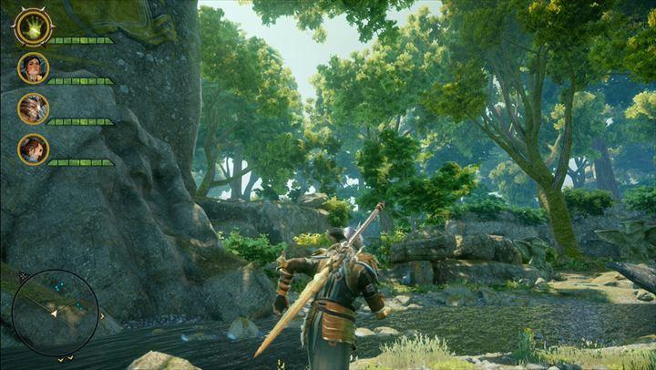 Dragon Age Inquisition エメラルドの墓場