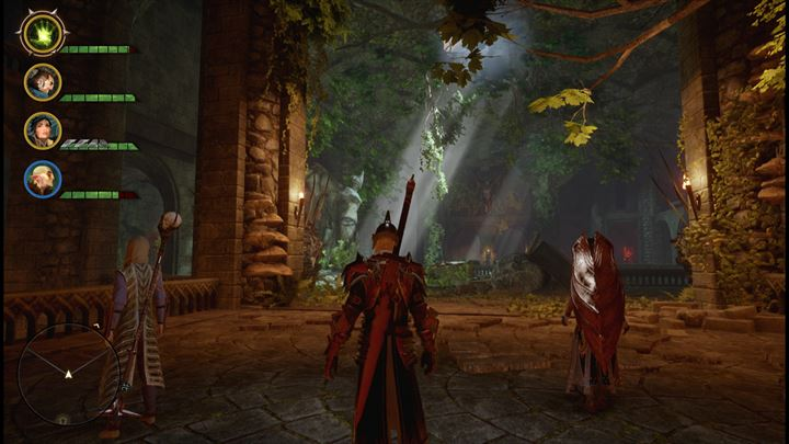Dragon Age Inquisition どこへ行っても美しい光景の連続